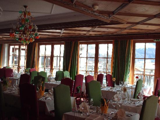 Hotel Schwarzbrunn : Restaurant