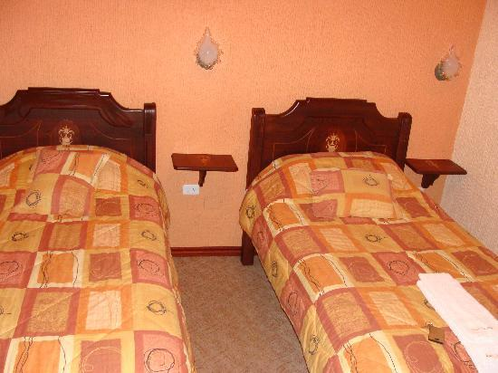Hotel Catedral Internacional : Habitación doble