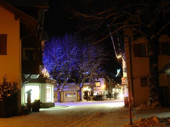 Winterliches Oberstdorf