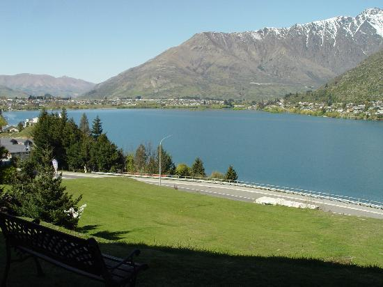 Holiday Inn Queenstown Frankton Road: View from the room