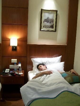 Hotel Presidency Inn : Nice Rooms