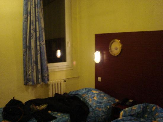 Les Gens de Mer Hotel : la chambre