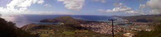 Koko Crater Trail: Panorma View