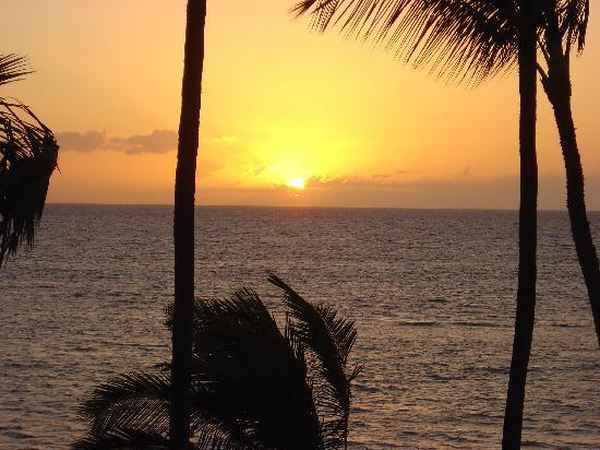 Maui Sugar Beach Inn: nice sunsets
