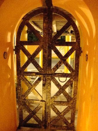 Casita de Maya: Front door