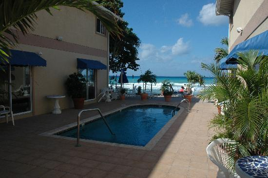 Coral Sands Resort: Wading Pool