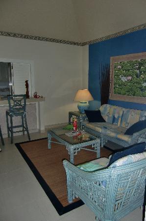 Green Garden Resort & Suites: de living,zeer mooi