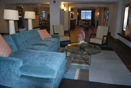 Hampton Inn Shreveport Airport: Hotel front Lobby