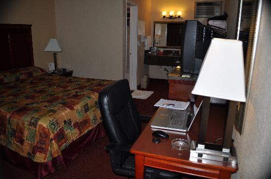 伊里爾汽車旅館張圖片
