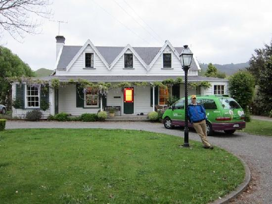 Marlborough Bed & Breakfast: Photo of the B&B
