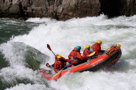 Ultimate Descents New Zealand - Day Tours: Big Rapid