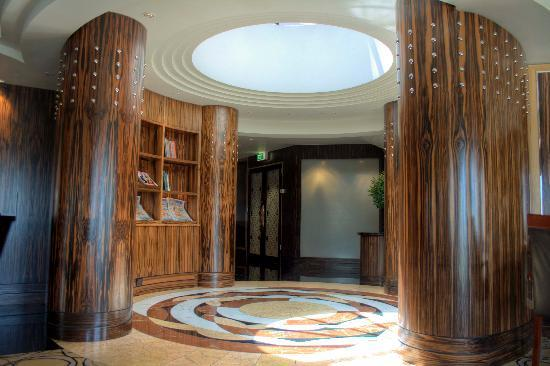 Park Hyatt Melbourne: Club lounge entrance