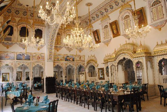 Alsisar, India: Dinning Hall