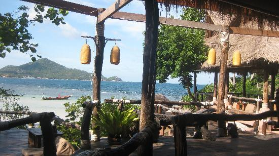 Koh Tao Cabana: drinks with a view