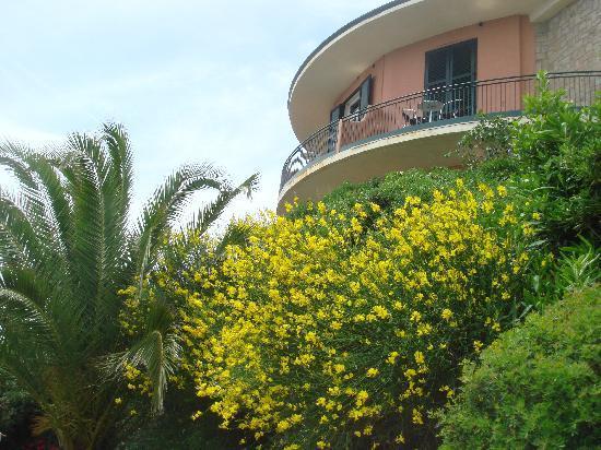 Hotel Capo d'Uomo: une situation et une vue incroyable sur la mer