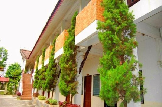 Lannathai Guesthouse: Building