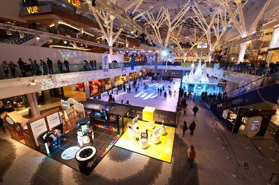 London, UK: Awsome Ice Skating Nov 2010