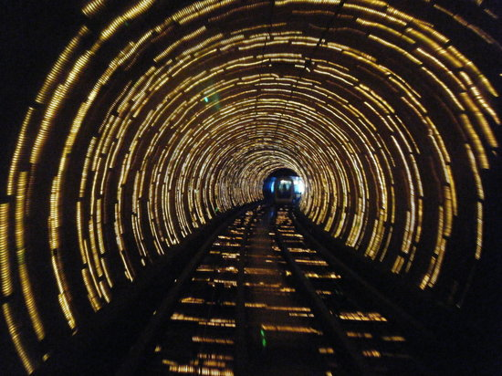 Bund Sightseeing Tunnel (Shanghai) - Updated 2019 - All You