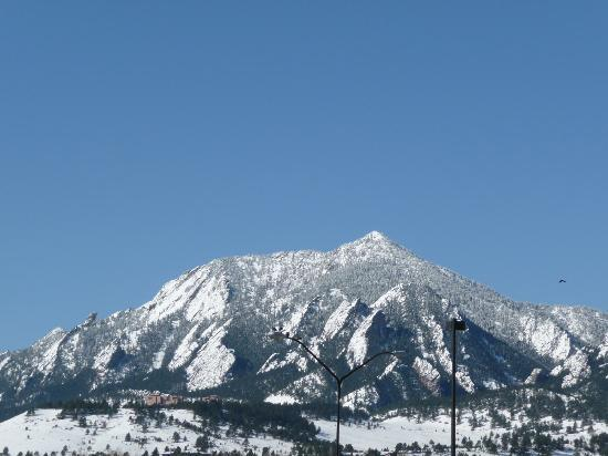 Boulder, CO: Rocky Mountains