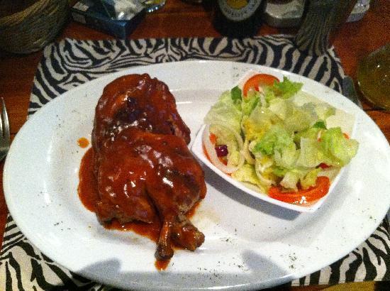 Savannah : Jackies yummy BBQ Chicken
