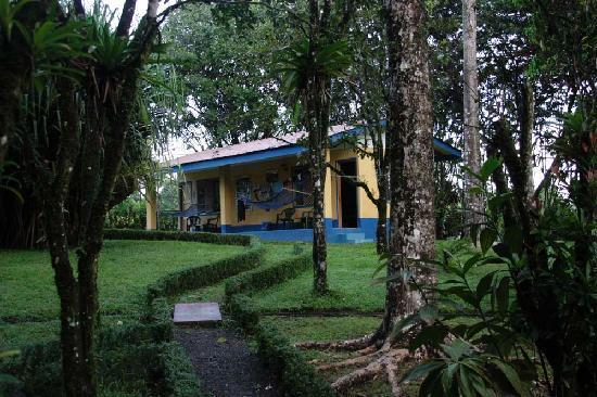 Cerro Chato Eco Lodge: Cabin