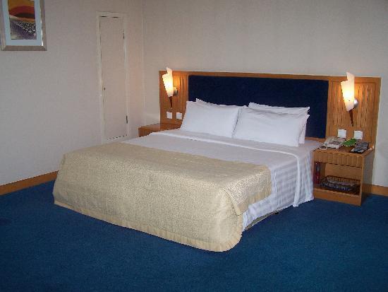 Fifth Ring Hotel Beijing: Bedroom