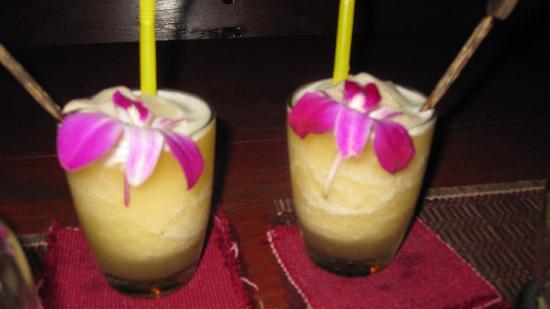 Oriental Kwai Resort: Tropical Drinks!!!