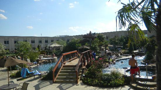 Durant, OK: resort pool