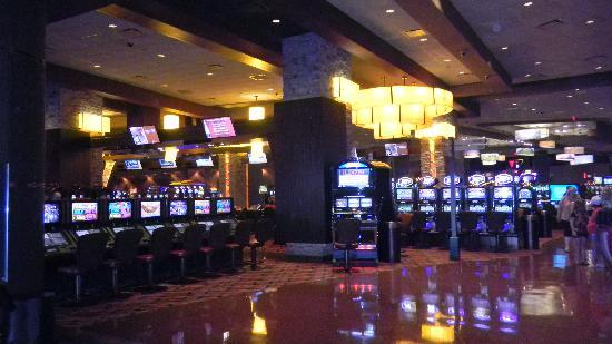 Choctaw Casino Resort : nice casino area