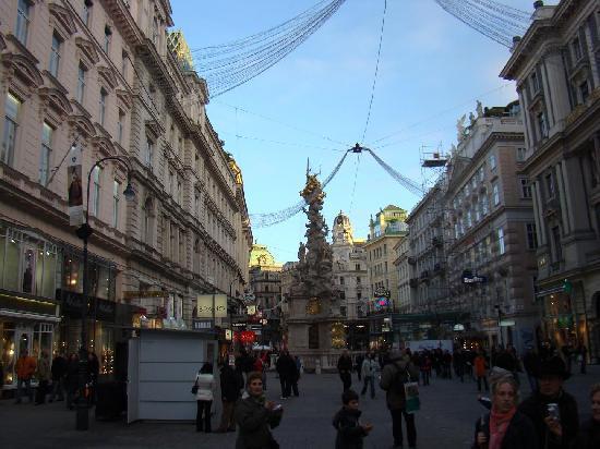Wien, Itävalta: Gasse