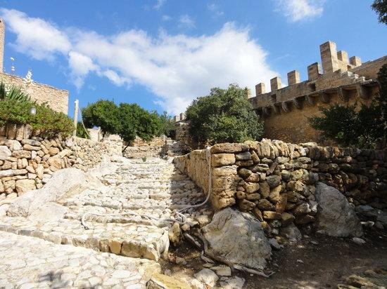 Capdepera, Spain: Im Kastell