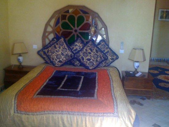 Jnane Sherazade: room