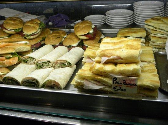 Castroni食材店