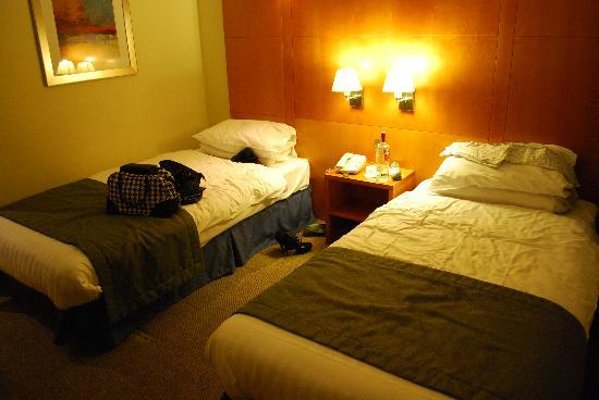 Holiday Inn Preston: Twin room