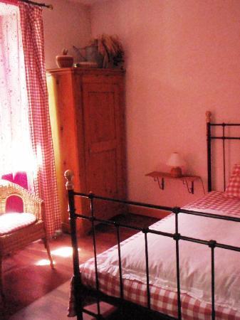 """Luxhof chambres d'Hotes : Chambre """"ballon d'Alsace"""""""