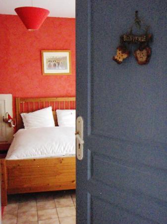 "Luxhof chambres d'Hotes : Chambre ""grand ballon"""