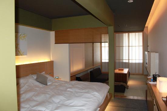 京都甘樂酒店照片