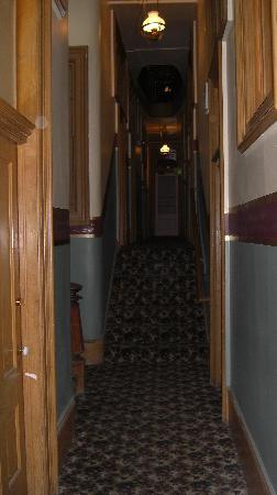 Silver Queen Hotel: Orbs may greet you and show you to your room...