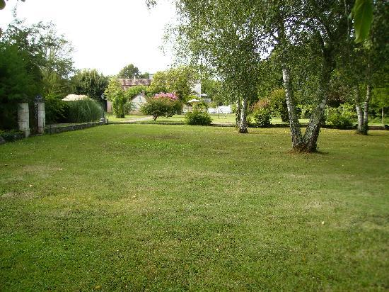 Le Chatenet : The gardens