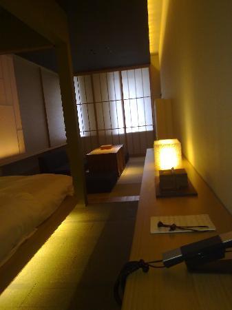 Hotel Kanra Kyoto: chambre