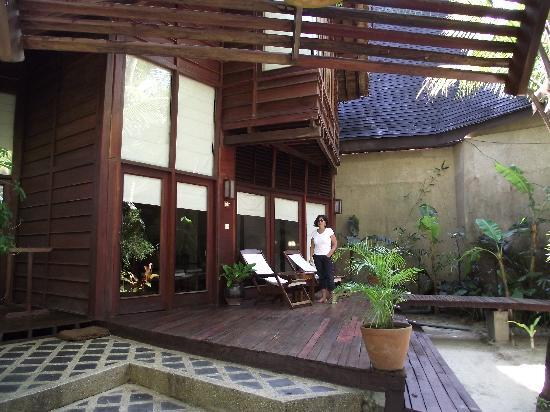 Amata Resort and Spa: Outside room