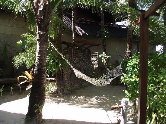Amata Resort and Spa: Hammock