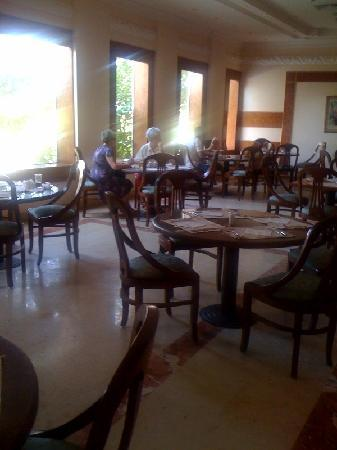 Imperial Shams Resort: Restaurant