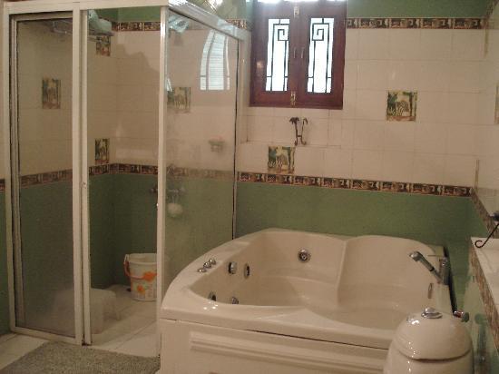 Jaipur Friendly Villa: En suite bathroom