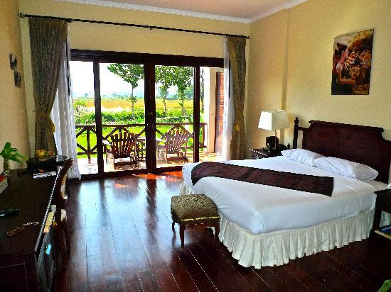 Santi Resort & Spa: my room