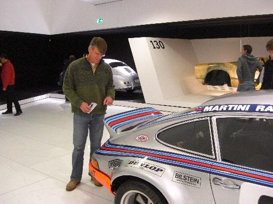 Porsche-Museum: porsche