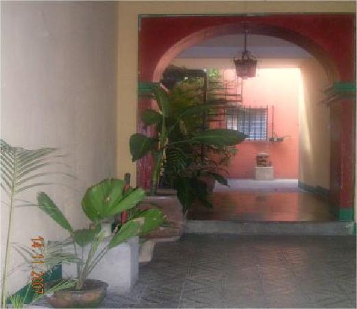 Hotel Casa Luna: Entrance