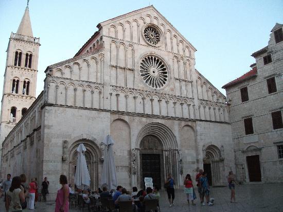 ซาดาร์, โครเอเชีย: Zadar old town
