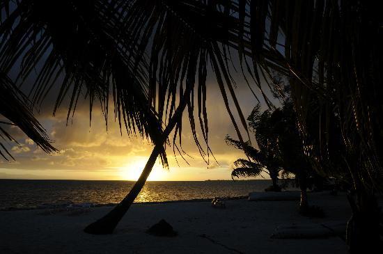 Seascape Inn, Andros : Sunrise