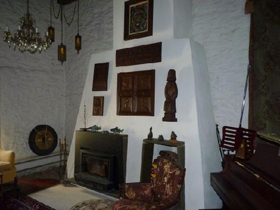 Media, Pensilvania: cozy living room